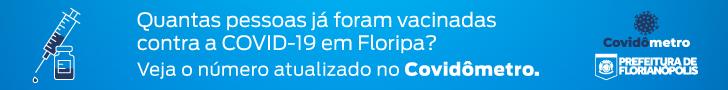 Florianópolis contra a Covid-19