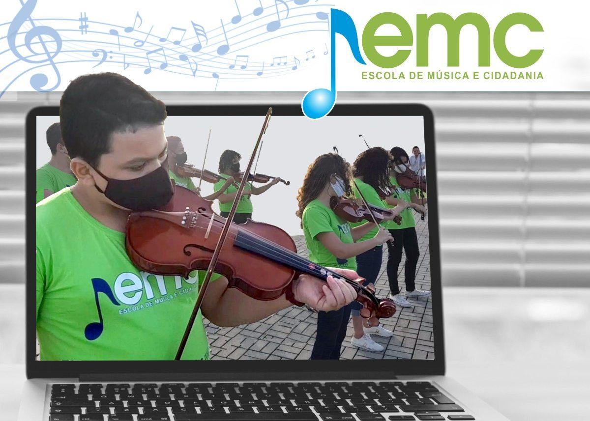 Estão abertas as inscrições para o curso gratuito de viola e violino em Florianópolis