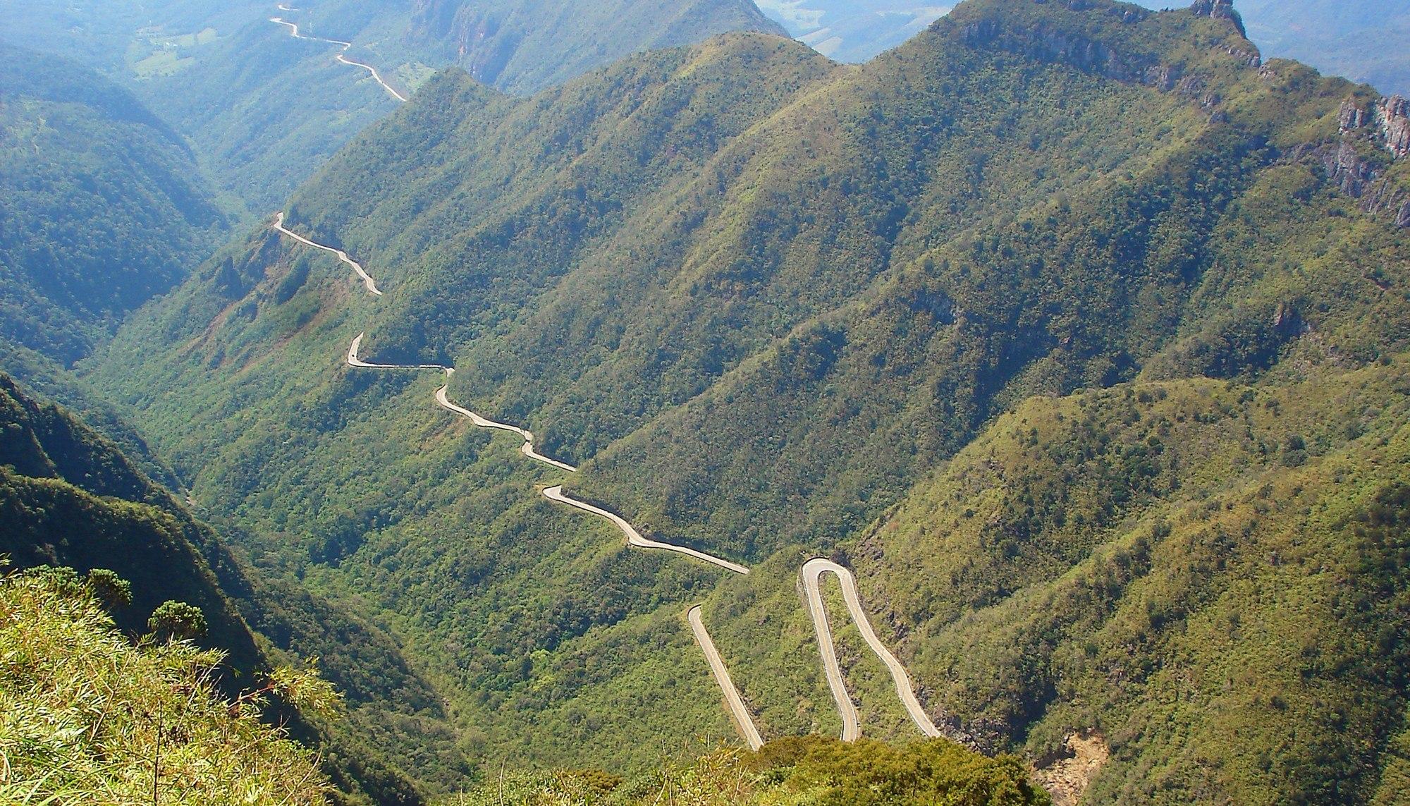 Serra do Rio do Rastro estará liberada para turismo a partir desta quinta (29)