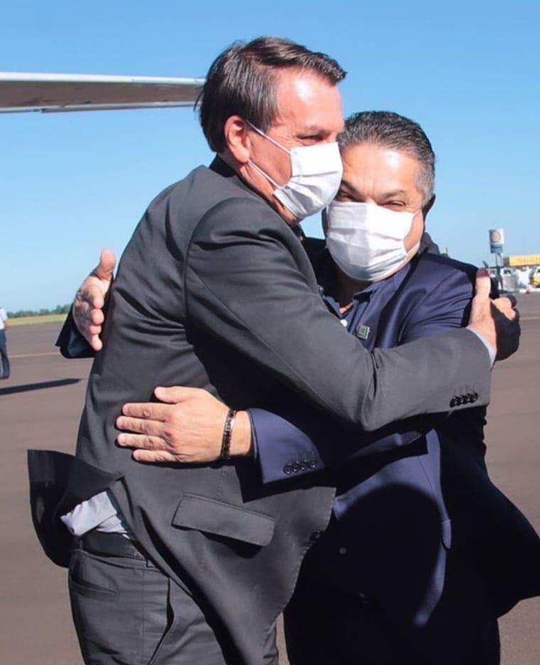 Bolsonaro em Chapecó