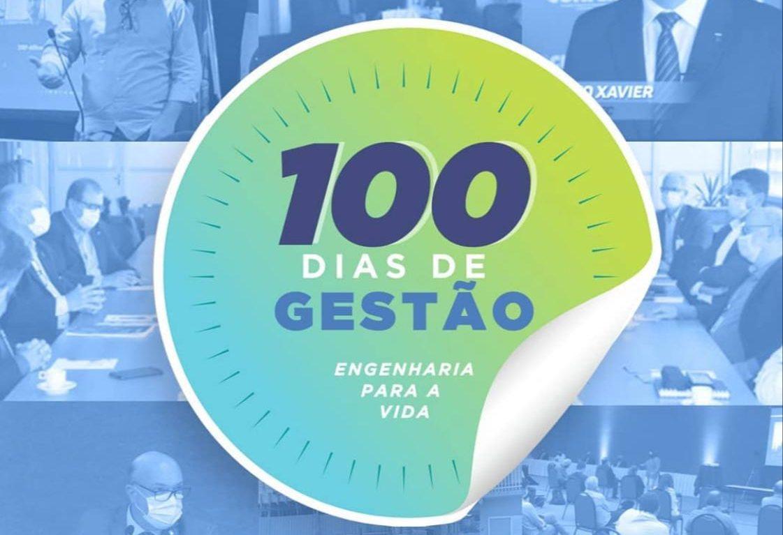 Novo presidente do Crea-SC avalia os 100 primeiros dias de trabalho