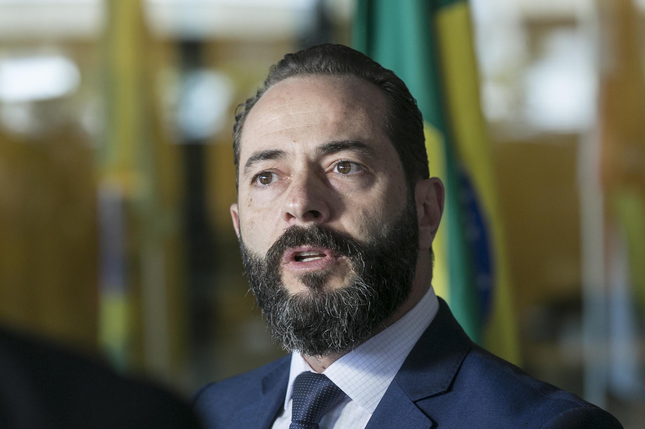 Grande quadro: Fernando Comin já foi empossado para novo biênio à frente do MPSC