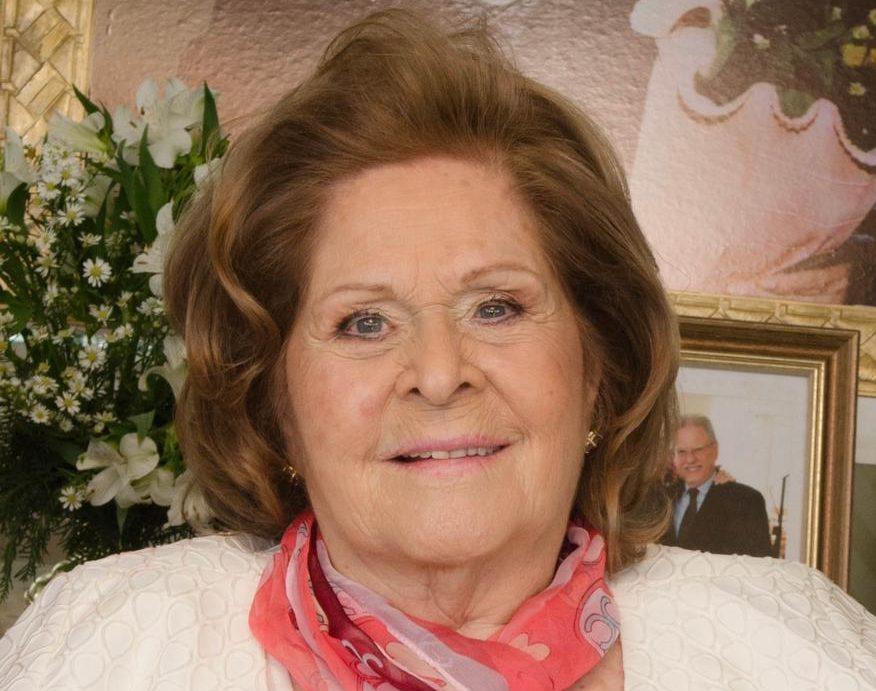 Luto: Morre Ilse Machado Amaral, matriarca da família Amaral