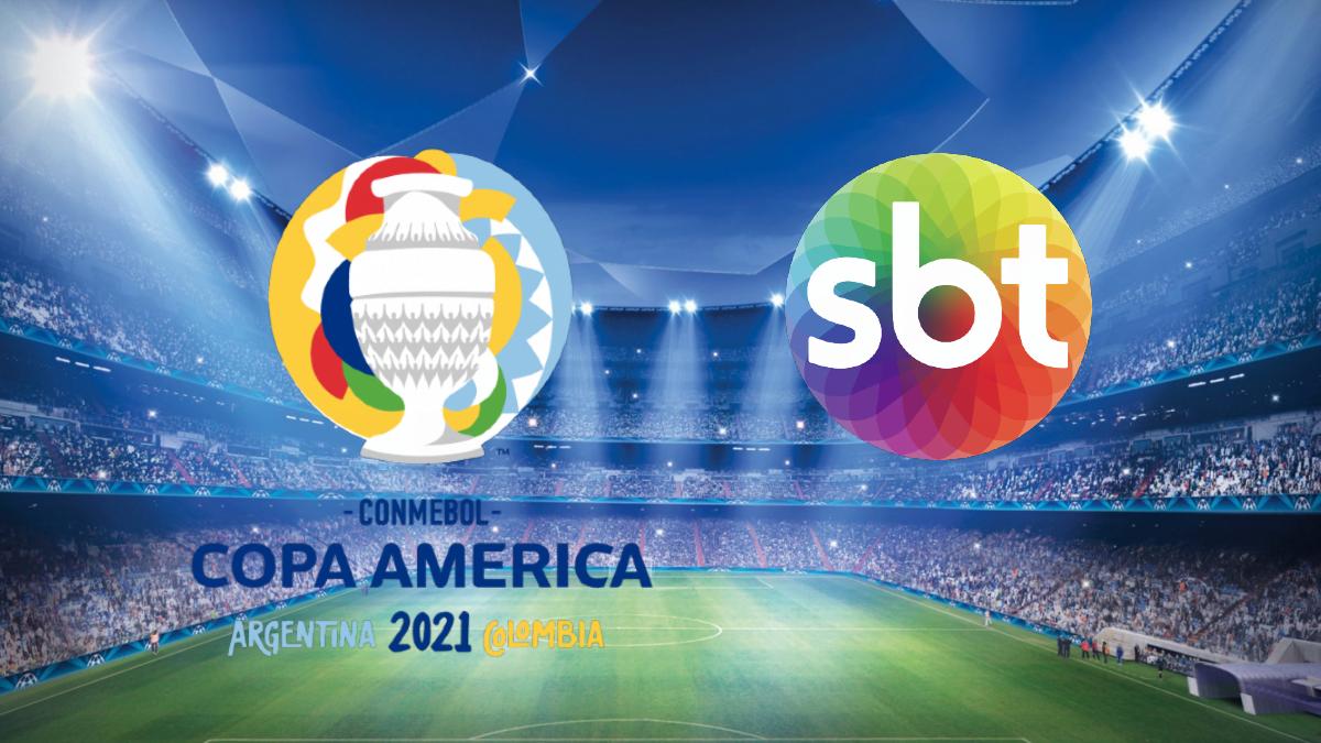 Em carta aberta, SBT se posiciona sobre a Copa América