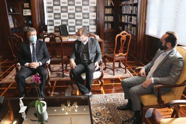 Governador nomeia Sandro José Neis como desembargador para vaga do quinto constitucional
