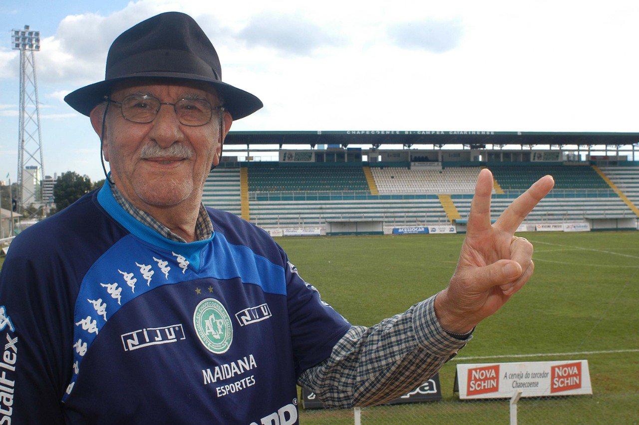 Arthur Badalotti morre aos 91 anos