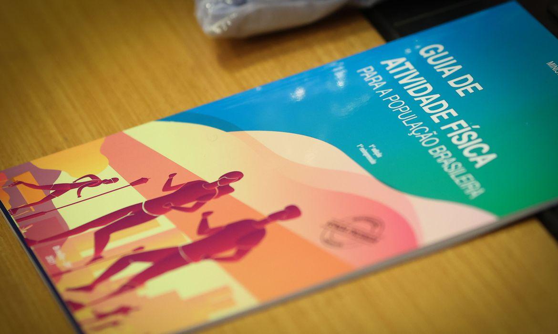 Ministério da Saúde lança guia de atividade física