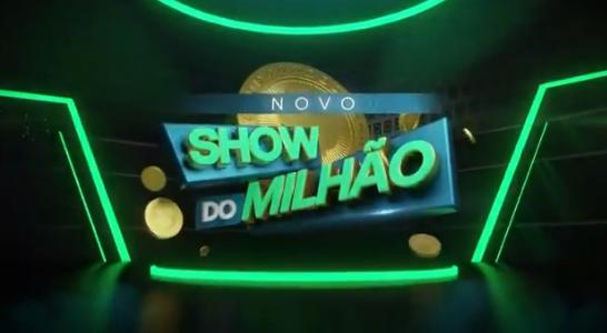 SBT divulga primeiro teaser do novo Show do Milhão; Veja