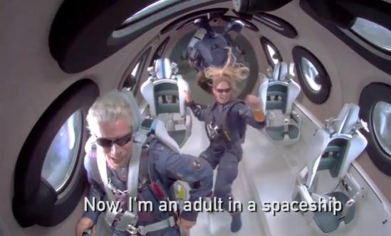 Viagens ao espaço demonstram como o empreendedorismo pode transformar a economia e a sociedade