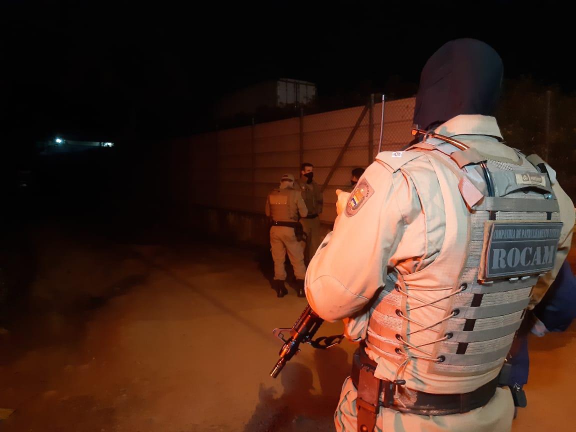 Três homens morrem em troca de tiros com a PM em Blumenau