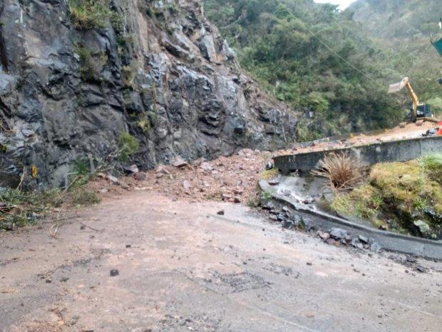 Homem morre ao se desprender de plataforma na Serra do Rio do Rastro