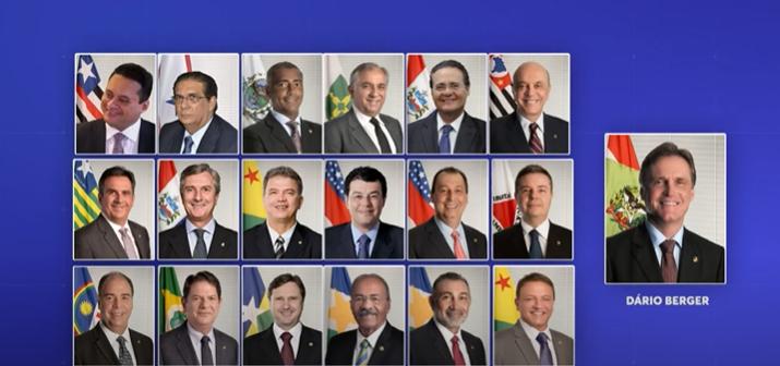 Dezenove senadores são réus em algum tipo de investigação no Brasil