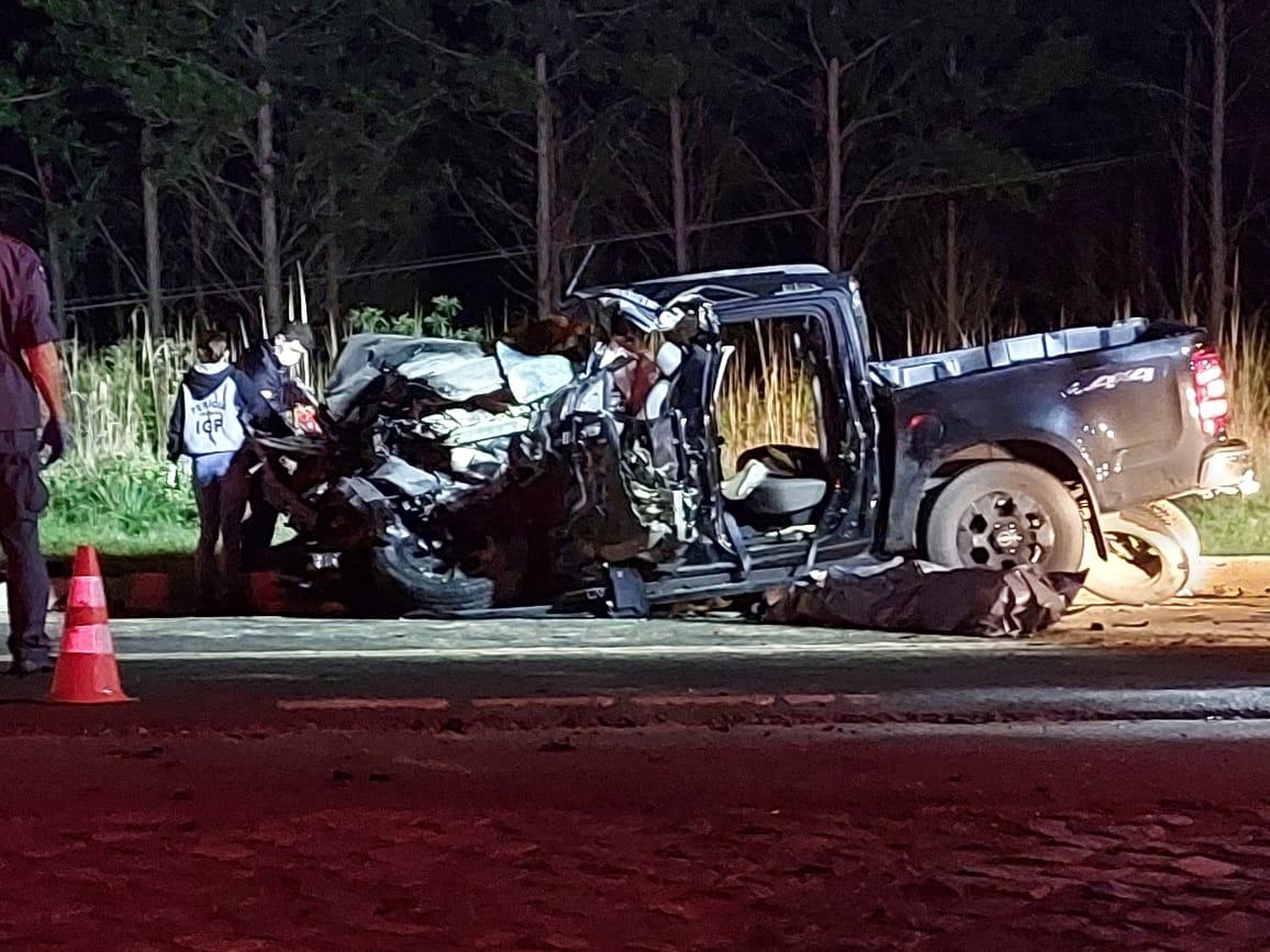 Morre a quarta vítima do acidente na BR-282, na Serra, no último domingo